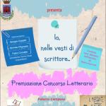 locandina progetto letterario 2014