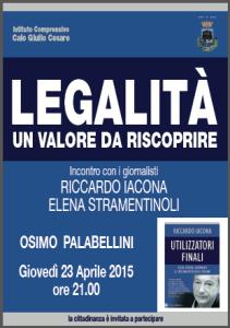 volantino incontro pubblico legalità 14.15