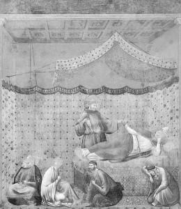 025 L'apparizione a Gregorio IX VACCARINI
