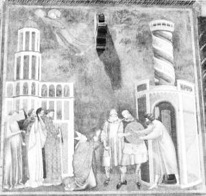 028 La liberazione dell'eretico Pietro di Alife VITI