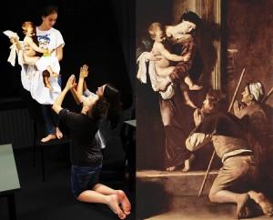 madonna dei pellegrini a confronto