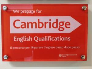 certificazione inglese 1