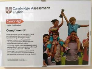 certificazione inglese2