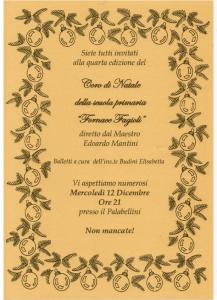 coro fornace Fagioli 18.19