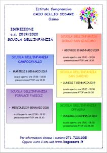 scuola aperta inf.18.19