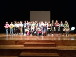 premiazione concorso letterario 2018.19